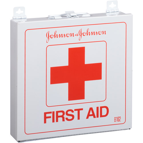 Johnson & Johnson First Aid Kit, 223 pc