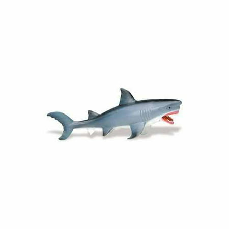 Safari Ltd Jaw Snapping Great White - Great White Shark Toys