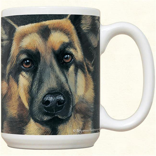 Fiddlers Elbow c410 German Shepherd Mug, Pack Of 2