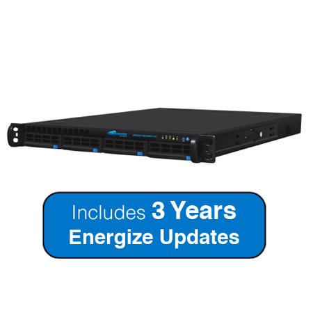 Barracuda Message Archiver 450 Appliance   4Tb Storage  Max  1000 Users  1U   Includes 3 Years Energize Updates
