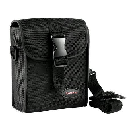 Eyeskey Universal 42mm/50mm Roof Prism Binoculars Storage Bag Case with Shoulder Strap - image 6 de 7