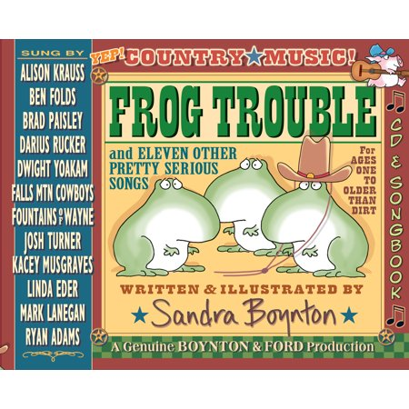 Frog Trouble - Hardcover (A Frog's Life Cycle)