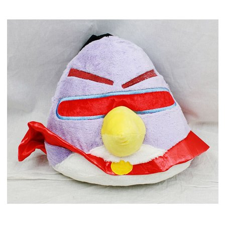 Plush Backpack - Angry Birds - Space Purple New Soft Doll Toys