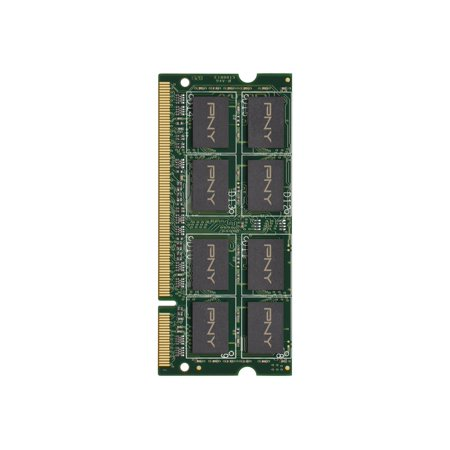 PNY Optima 2 GB DDR2 800 MHz PC26400 Notebook/Laptop SODIMM Memory Module (800 Mhz Video Memory)