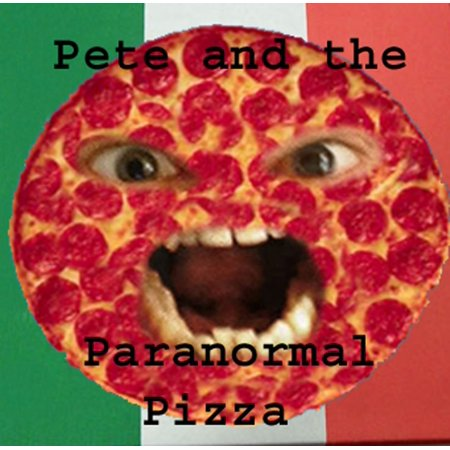 Halloween Veggie Pizza (Pete and the Paranormal Pizza -)
