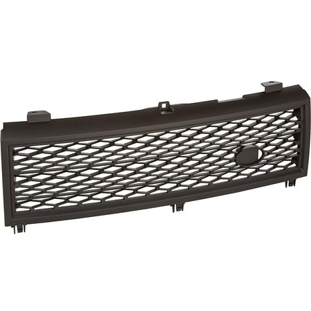 Spec-D Tuning HG-RRL32203B Land Rover Range Rover Hse L322 Black Front Grill Grille 2000 Range Rover 4.6 Hse