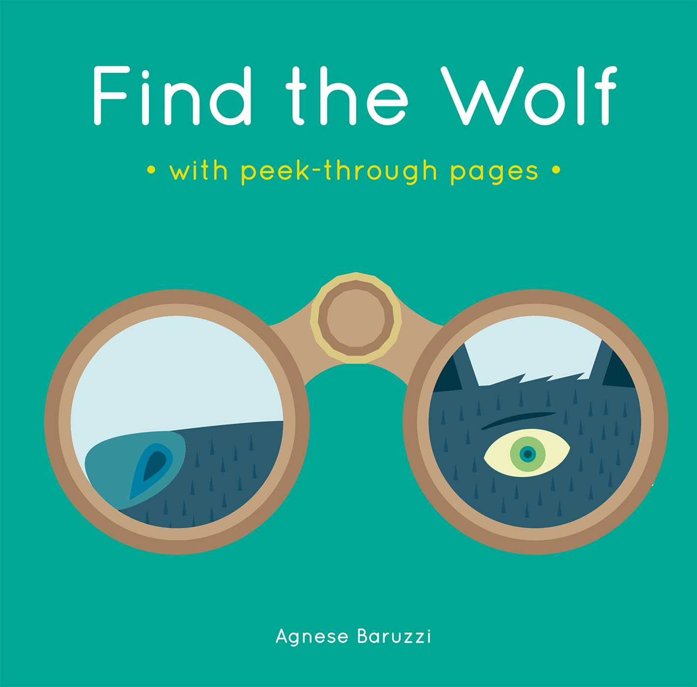 Find the Wolf (Board Book)