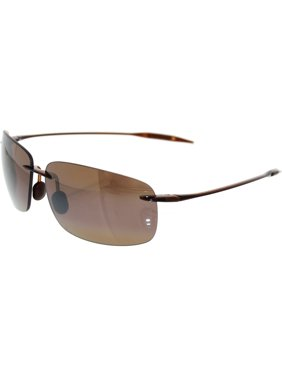 8c4e14ad707e4 Product Image Maui Jim Kula Sunglasses - Polarized Metallic Gloss Copper HCL  Bronze