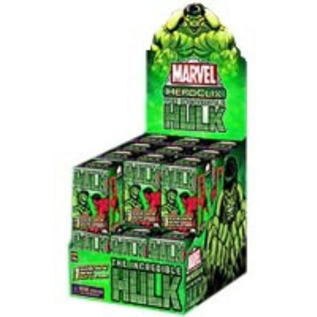 Incredible Hulk, The - Booster Box (Case 24 Packs) - 1980s Incredible Hulk