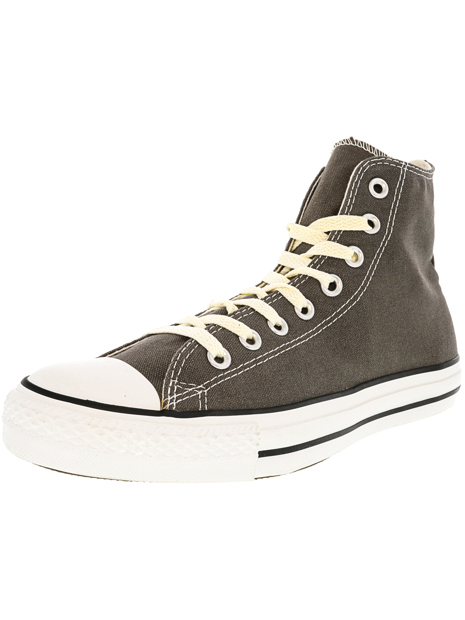 Converse All Star Seasonal Hi Charcoal High-Top Fashion Sneaker 13.5M   11.5M by Converse