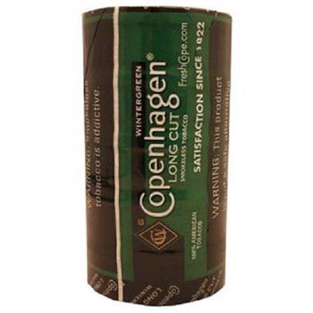 Product Of Copenhagen, Long Cut Wintergreen, Count 5 (1 2 oz