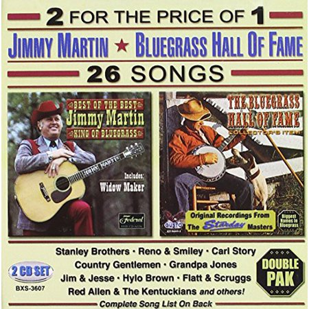 26 Songs: Jimmy Martin & Others / Various](Jimmy Kimmel Halloween Song)