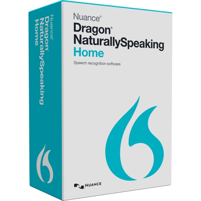 Nuance Dragon Naturally Speaking Home 13.0