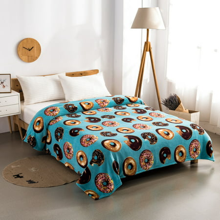 Mainstays Plush Queen Donut Bed Blanket