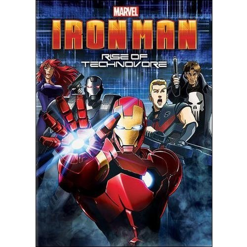 Iron Man: Rise Of The Technovore (With INSTAWATCH) (Anamorphic Widescreen)