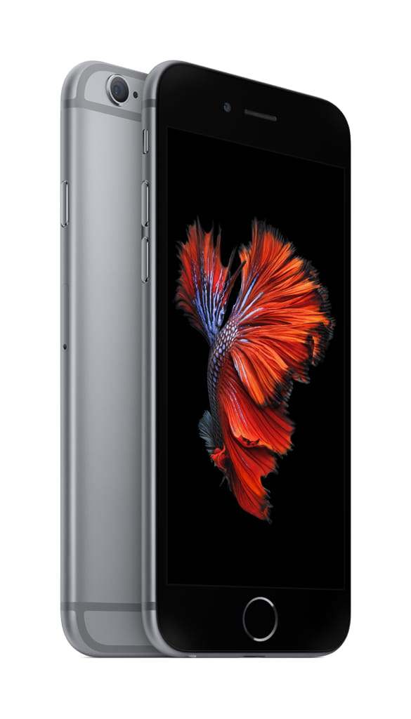 Total Wireless Apple iPhone 6s 32GB Prepaid Smartphone, Space Gray