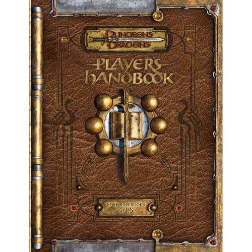 Player's Handbook: Core Rulebook I V. 3.5