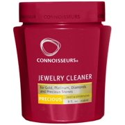 4 Pack - Connoisseurs Jewelry Cleaner, Precious 8 oz