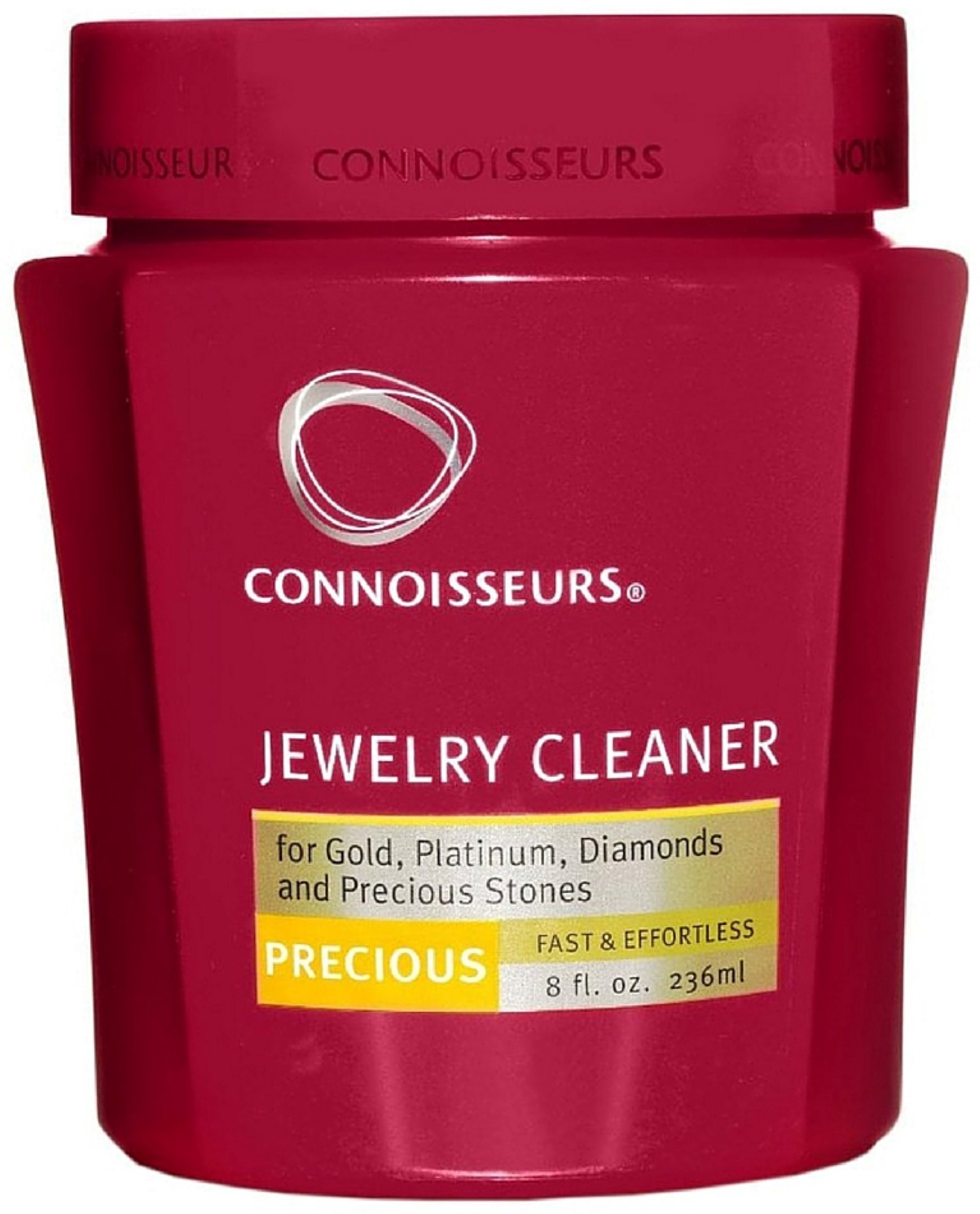 2 Pack - Connoisseurs Jewelry Cleaner, Precious 8 oz