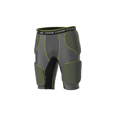 Youth Core Integrated 5-Pad Football Girdle