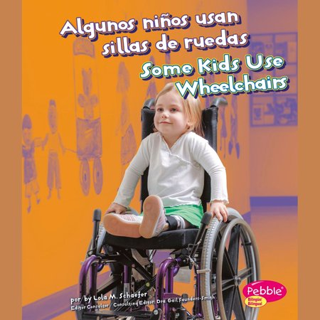 Algunos niños usan sillas de ruedas/Some Kids Use Wheelchairs - Audiobook](Fundas Para Sillas De Halloween)