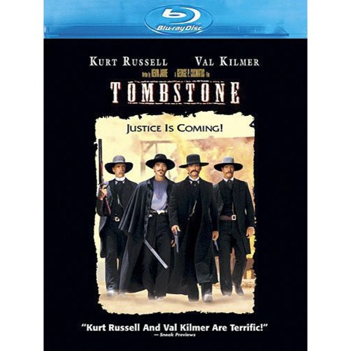 Tombstone (Blu-ray) (Widescreen)