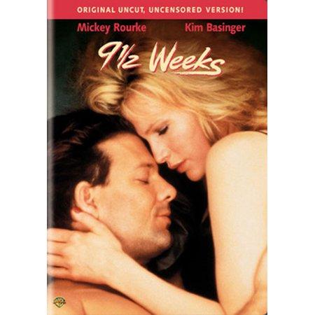 9 1/2 Weeks (DVD) (Best Videos Of The Week)