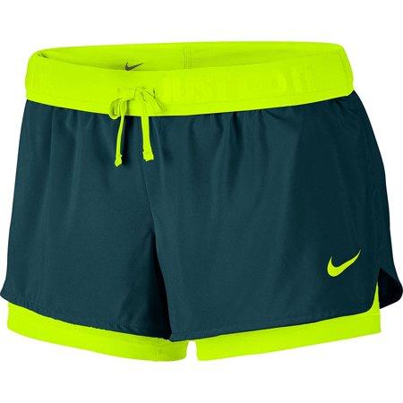 2cfa5945816f Nike - Nike Full Flex 2 in 1 2.0 Short (Midnight Turquoise Volt