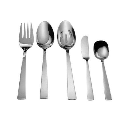 David Shaw Silverware 45 Piece Belarus Splendid Flatware Set