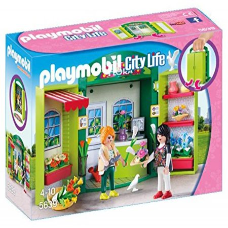 PLAYMOBIL Flower Shop Play Box Building Kit](Lightsaber Building Kit)