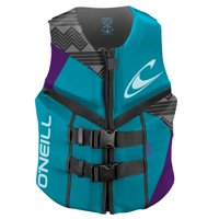 O'NEILL WOMEN'S REACTOR USCG LIFE VEST (Multiple Sizes and Colors)