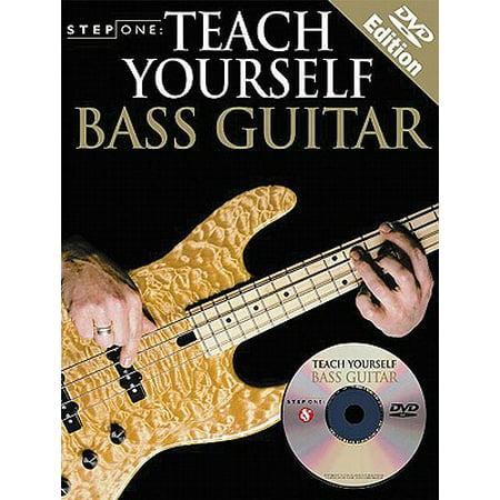 Teach Yourself Recorder - Teach Yourself Bass Guitar