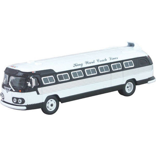 Scalextric Corgi King Ward Flexible Clipper Bus