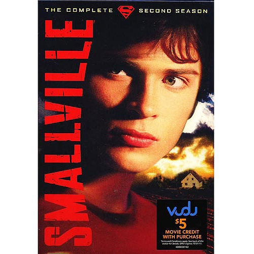 Smallville: The Complete Second Season (Widescreen)
