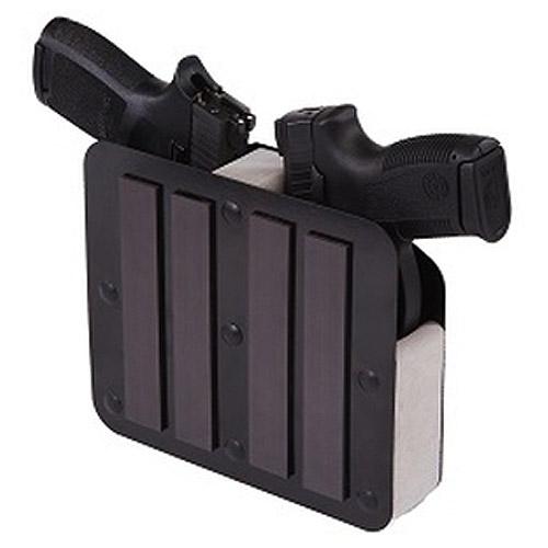 Altus BenchMaster Two Gun Pistol Magnetic Strip Rack