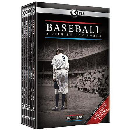 Ken Burns  Baseball Box Set