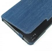 Impecca PCX103D Pcx103 Slimflip Denim Case For Motorola? Xoom