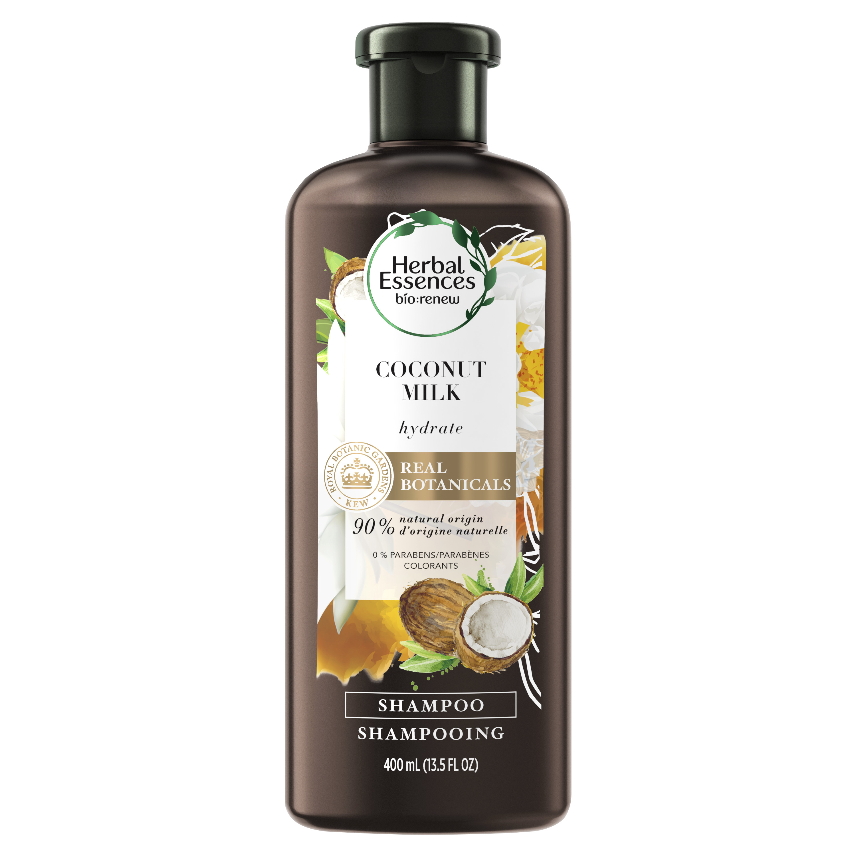 Herbal Essences bio:renew Coconut Milk Hydrating Shampoo, 13.5 fl oz