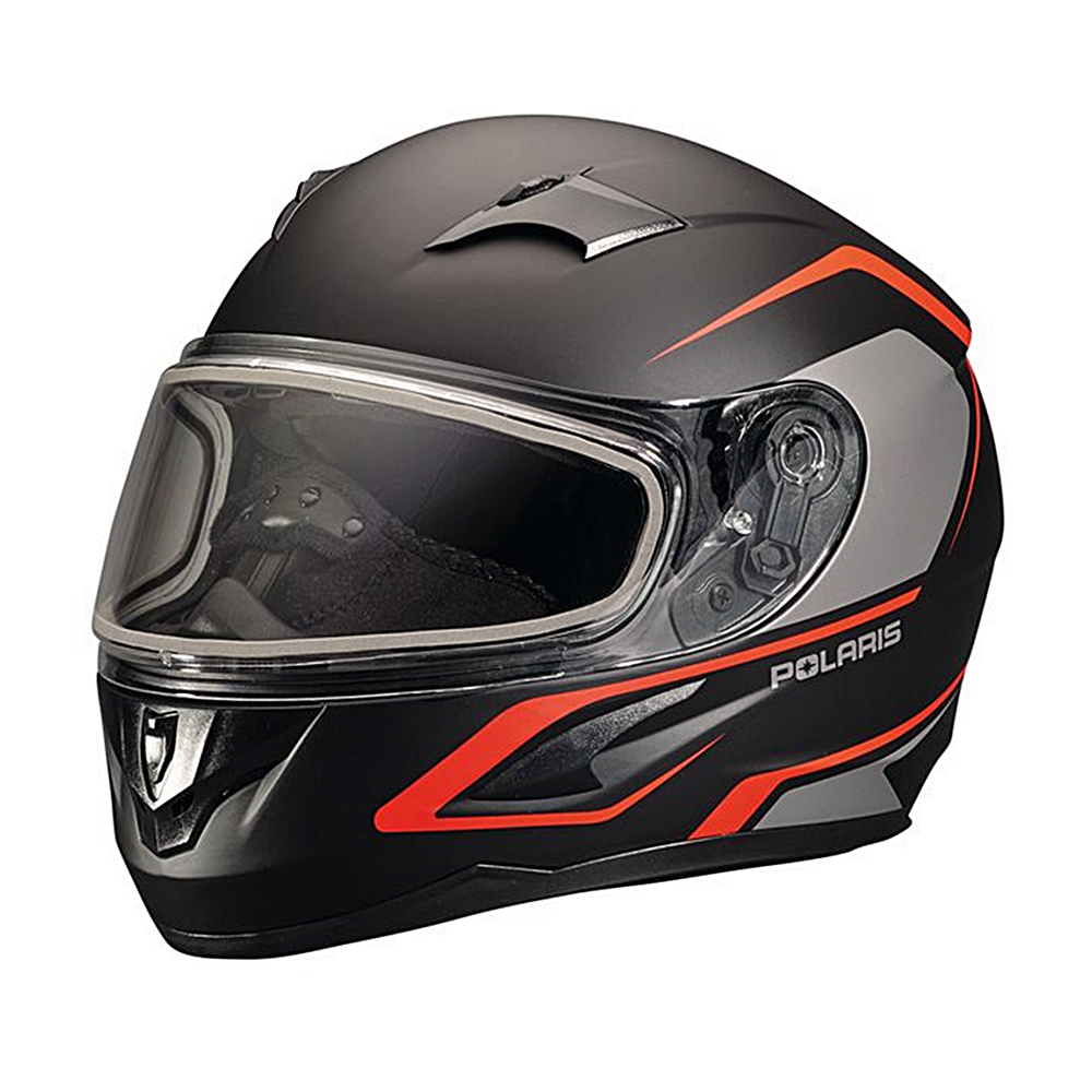 OEM Polaris Lightweight Blaze Snowmobile Helmet Injection...