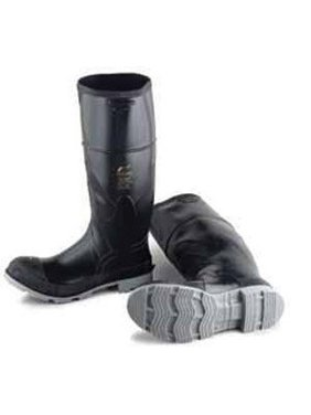 edead753190 Product Image Onguard Industries Size 10 Black 16   Polyblend PVC And  Polyurethane Resistant Knee Boots With