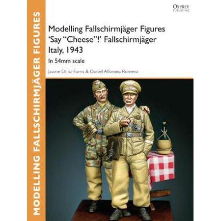 Modelling Fallschirmjäger Figures 'Say