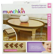 Baby Accessories - Munchkin - Complete Edge Corner Cushion Kit Protect Kids 35039