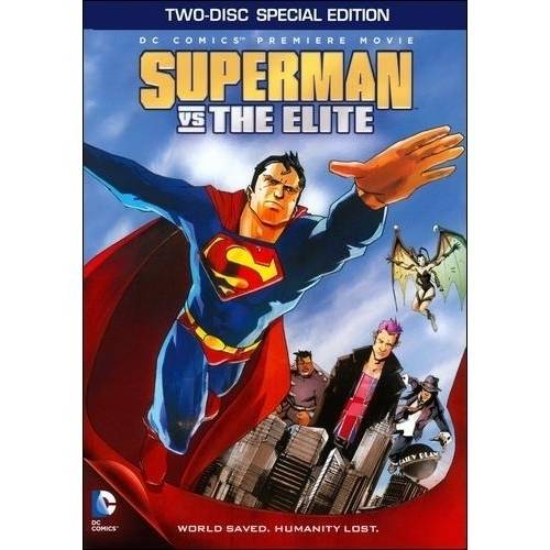 DC Universe: Superman Vs. The Elite (Special Edition) (Widescreen)