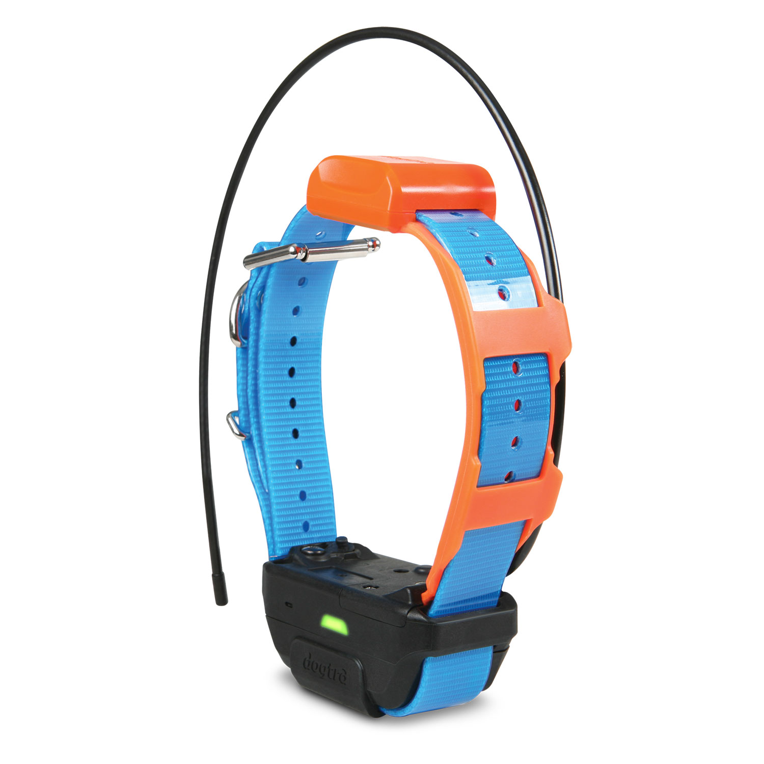 Dogtra GPS Tracking and E-Collar for Remote DOG Training-Blue Pathfinder Tracking Only Collar