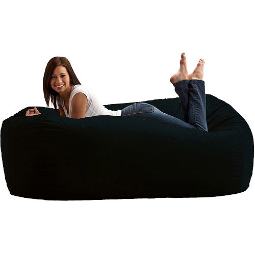 Fuf 6' Media Lounger, Multiple Colors by Generic