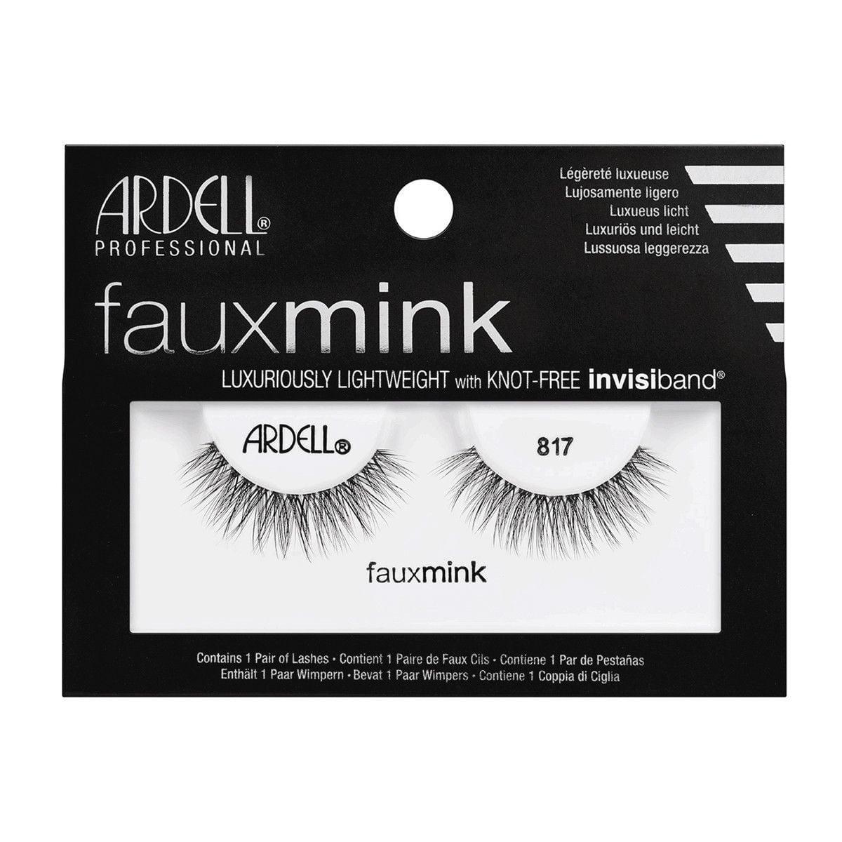 Ardell FauxMink Eyelashes #817