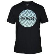 Hurley Mens Krush Maze Premium T-Shirt MTS0013670