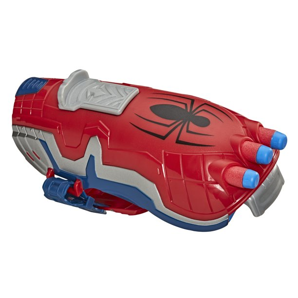 Nerf Power Moves Marvel Spider-Man Web Blast Web Shooter Roleplay Toy