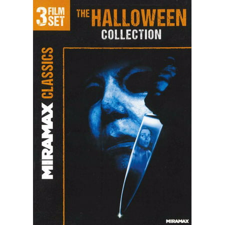 The Halloween Collection (DVD) (Halloween Movies Coupon Code)