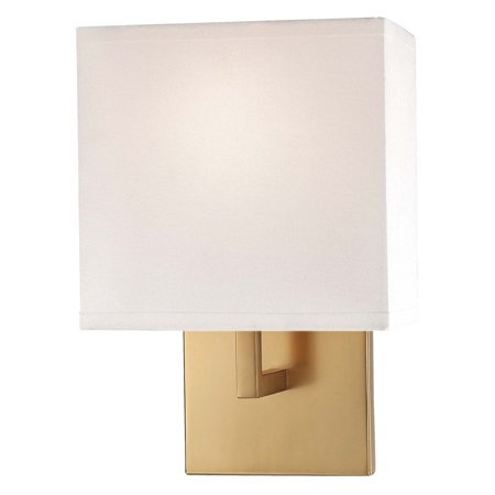 George Kovacs ADA 1-Light Wall Sconce - 7W in. Honey
